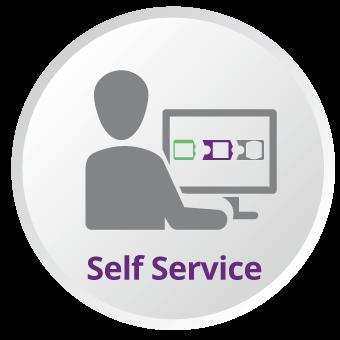 Self Service: Citizen and Advanced Integrators