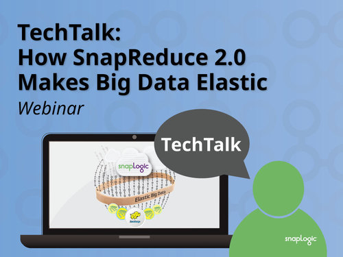 TechTalk: How SnapReduce 2.0 Makes Big Data Elastic