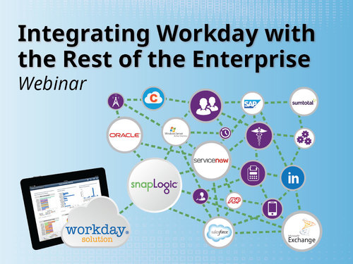 Integrating Workday with the Rest of the Enterprise