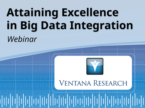 Attaining Excellence in Big Data Integration