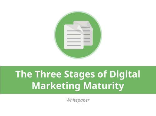 Md three stages of digital marketing maturity 1391557507