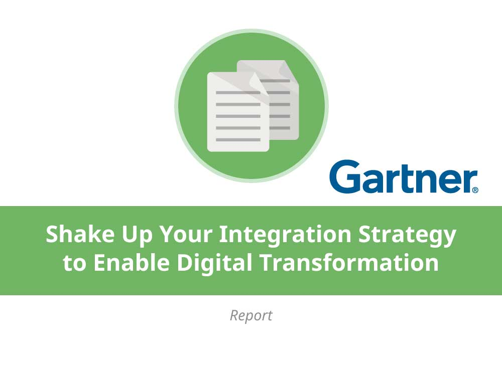CIO Call to Action: Shake Up Your Integration Strategy to Enable Digital Transformation