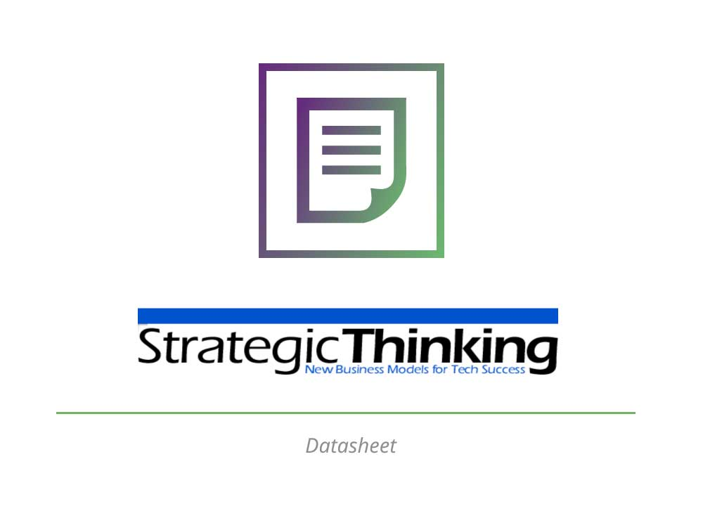 Think strategies datasheet