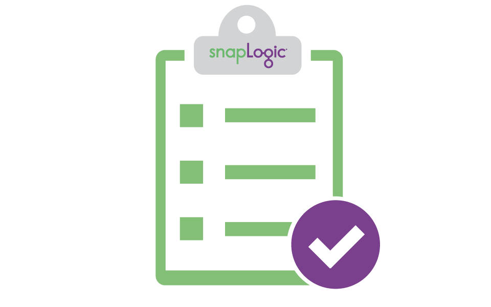 SnapLogic ETL/ELT Features At-a-Glance