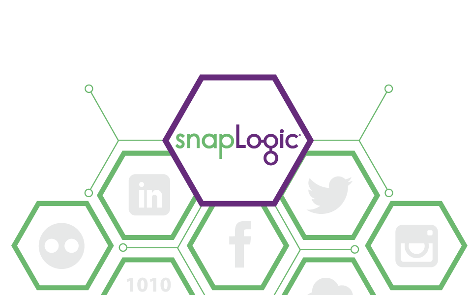 We're Social. Connect with SnapLogic!