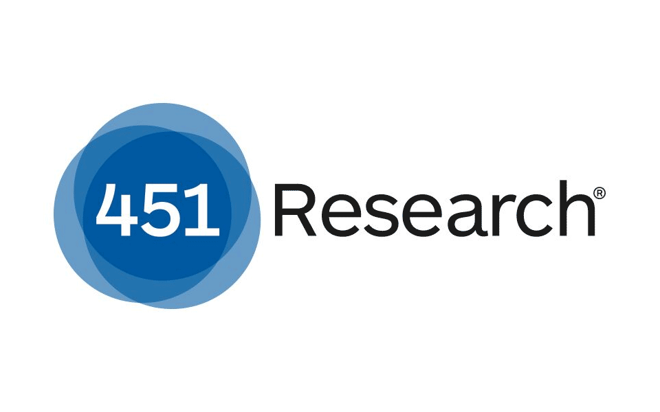 What 451 Research says