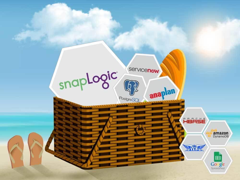 SnapLogic Elastic Integration Summer 2015