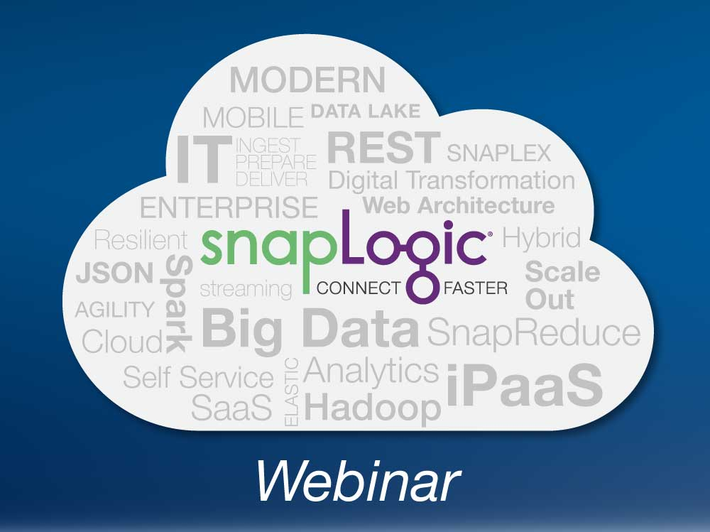 Get to the cloud faster webinar snaplogic 1464371164